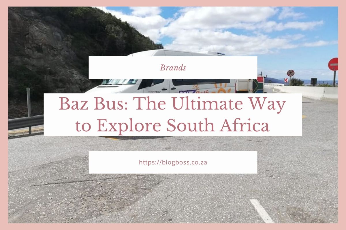 Baz Bus: The Ultimate Way to Explore South Africa