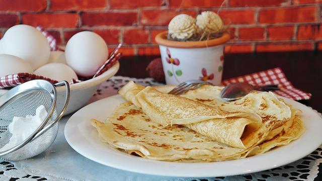 Foodie bloggers - pancakes
