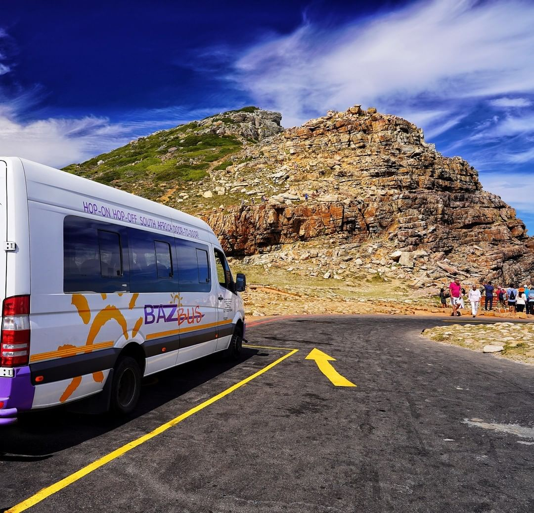 Baz bus in the Cape